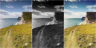 Durdle Triptych | by jimi.rose