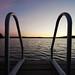 Sunset swimming pier I