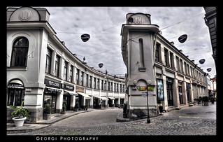 Jean Chardin str.  Tbilisi | by Georgi.