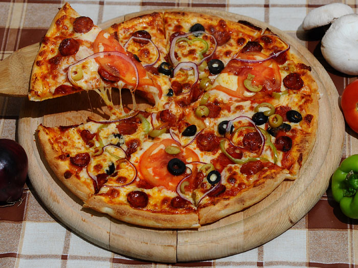 an analysis of the pizzas creation in the world The analysis and synthesis approach to biblical analysis and synthesis of genesis the events recorded in genesis span from the creation of the world until the.
