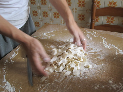 Homemade Vegan Pasta | by veganbackpacker