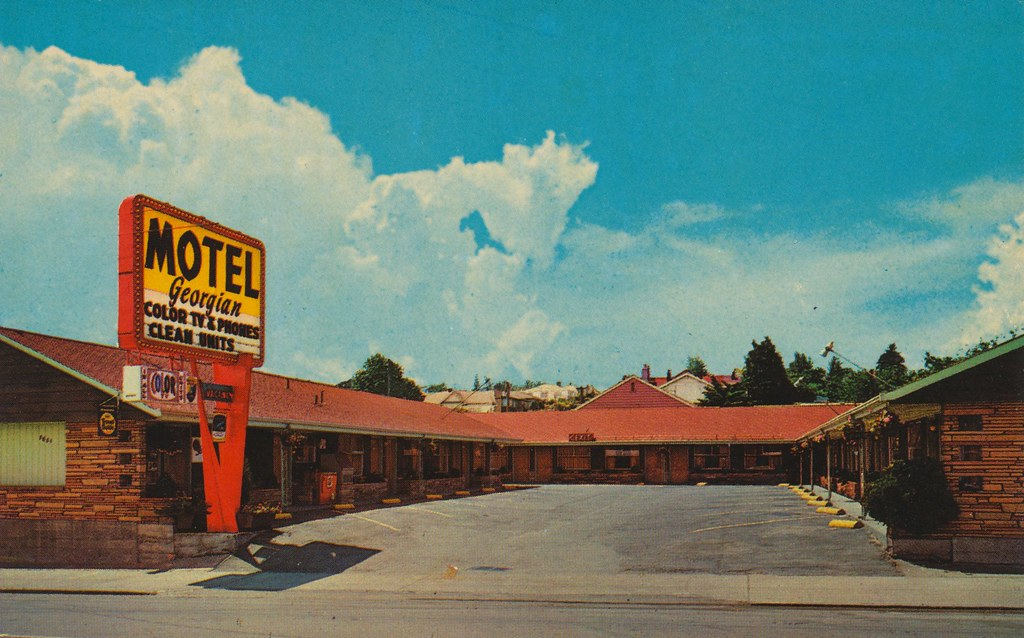 Georgian Motel - Seattle, Washington