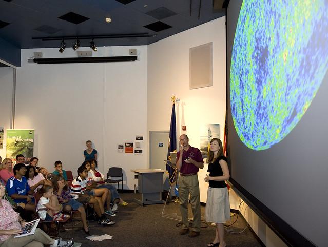 James Webb Space Telescope Night at the NASA Goddard ...