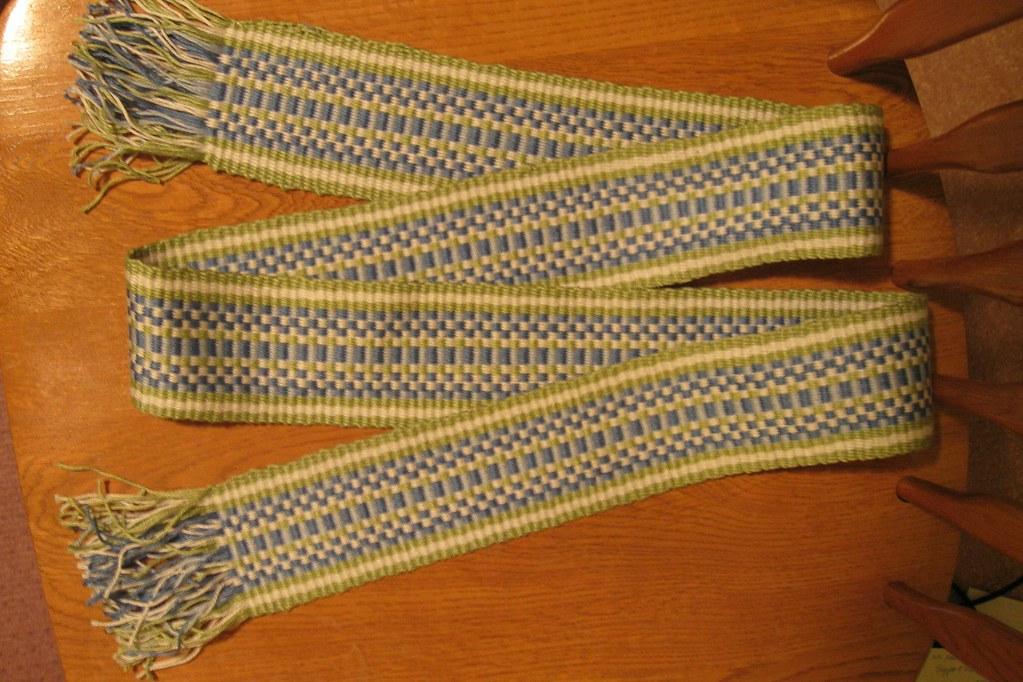 My First Inkle Loom Weaving - Pic1 | My First Inkle Loom Pro
