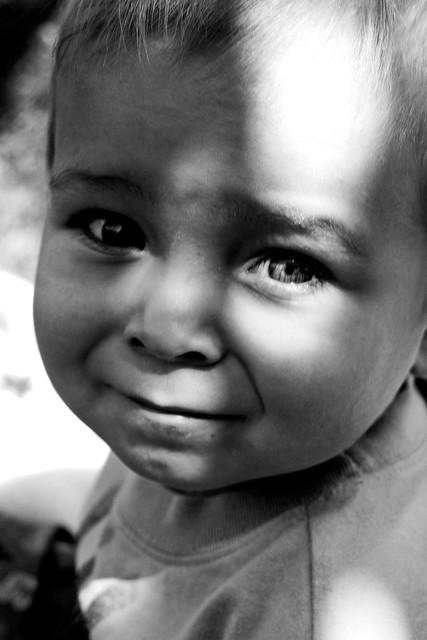 cleft chin baby - photo #32