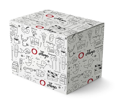 Brand Application on Packaging | by VFS Digital Design