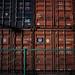 Cargo Cargo Fence, Shinagawa Port