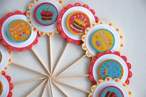 Birthday Cake Toppers Sheffield Wednesday