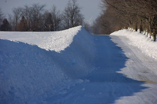 2011-02-10_Snow Banks | by Mark Burr