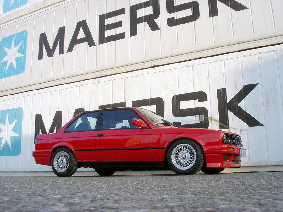 bmw e30 318is m technik 2 kreuzspeiche bbs 5 ismauro bmw. Black Bedroom Furniture Sets. Home Design Ideas