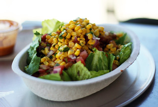 Chipotle Salad Bowl | by acinomc