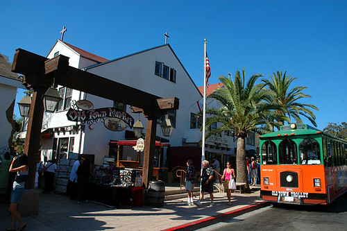 Old Town Market in San Diego, CA | by keyweststeamplant