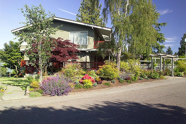 Landscape Design for Seattle Flickr Photo Sharing
