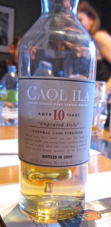 Caol Ila 10 unpeated | by Billy's Booze Blog