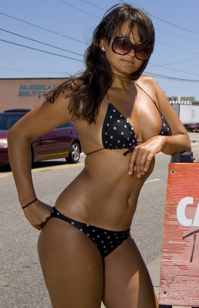 Va Beach Russian Car Wash Girls23 L Adams Flickr