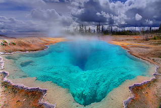 Yellowstone - The Deep Blue Hole | by kevin mcneal