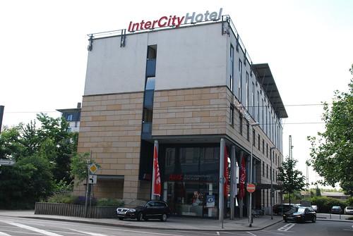 Inter City Hotel Kiel Parkplatz