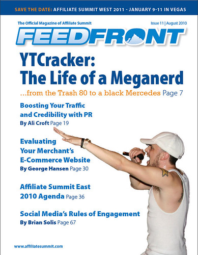 FeedFront Magazine, issue 11 cover | by affiliatesummit
