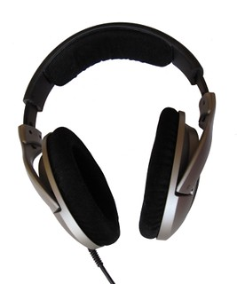 Sennheiser HD555 Headphones | by gcg2009