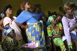 Educating Electorate in DRC | by United Nations Photo