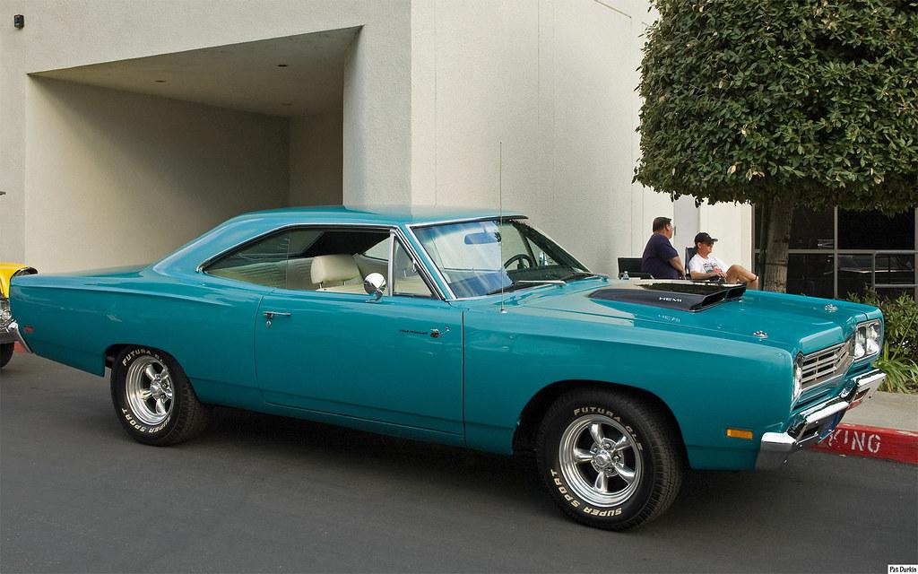 Dodge Challenger Paint Colors