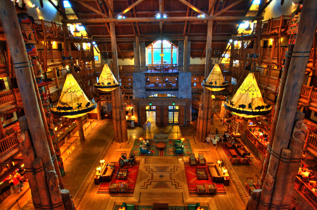 A New Place For Magic Fort Wilderness Lodge I Was