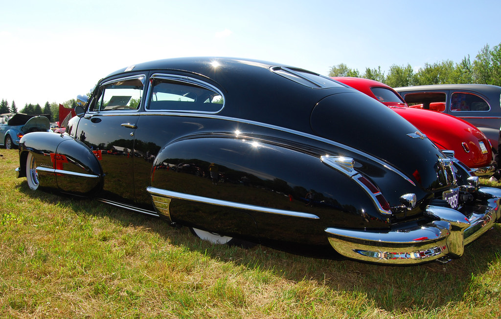 Fastback Very Low 1947 Cadillac Sedanette Lee Sutton