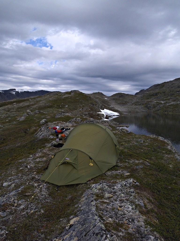Tunnel Vision Wild Camp Seiland Finnmark Norway Www