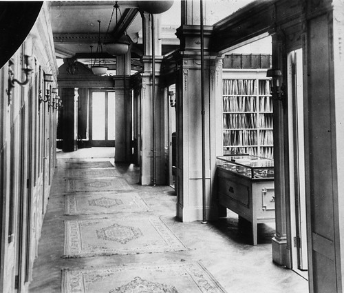 hmv 363 Oxford Street, London - Main Ground Floor Record Catalogue Section - 1921