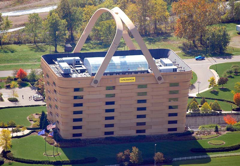 The Longaberger Basket Building Want To Know More Visit