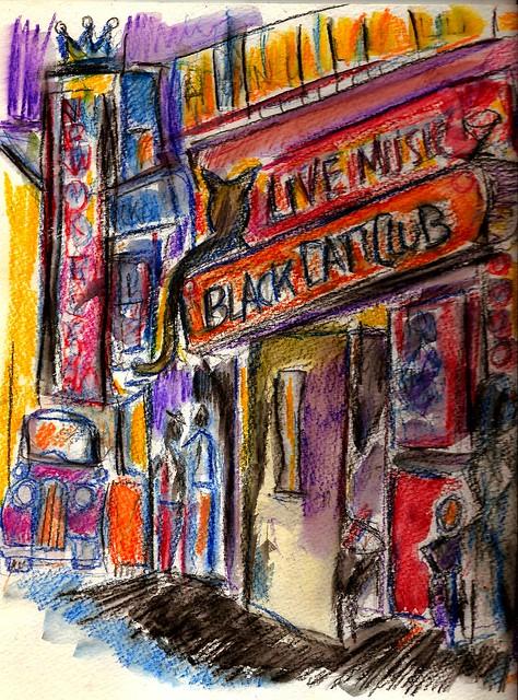 Black Cat Cafe Bands Ashland Wi