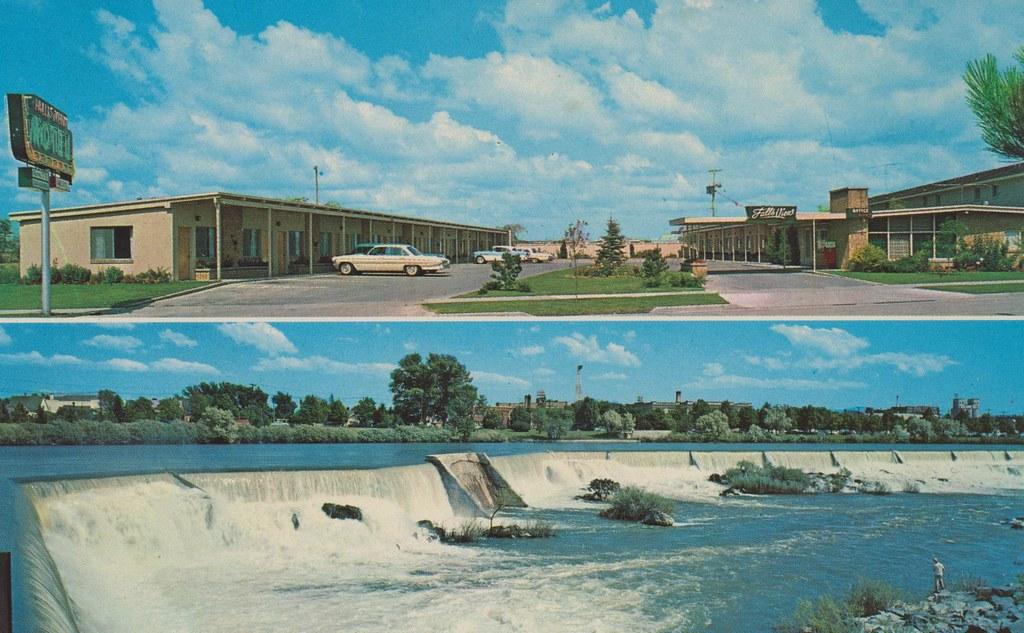 Falls View Motel - Idaho Falls, Idaho