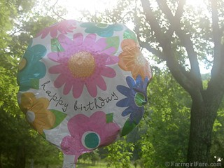 birthday balloon | by Farmgirl Susan