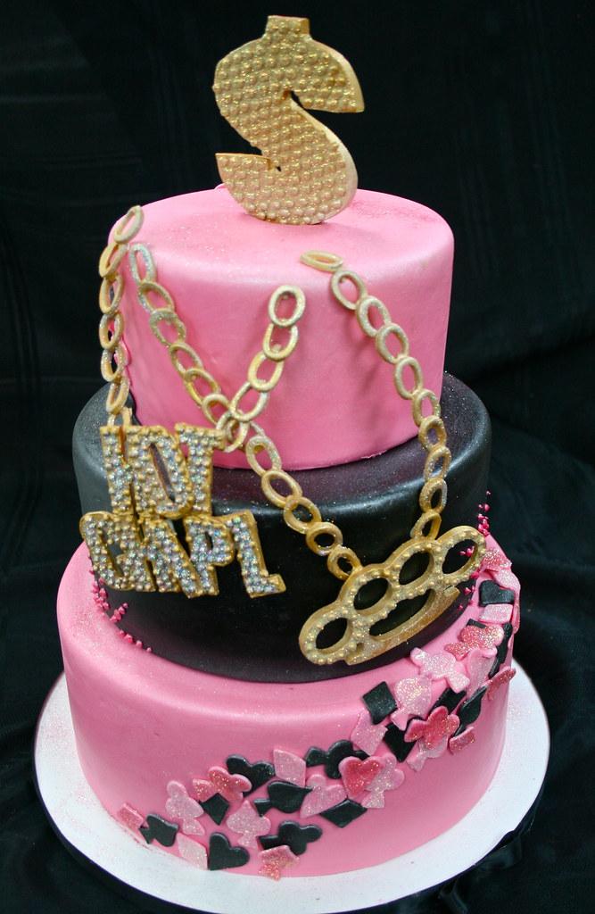 Nicki Minaj Cake Ideas