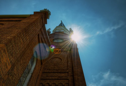 HDR Wellington: First United Methodist Church | by jfahler