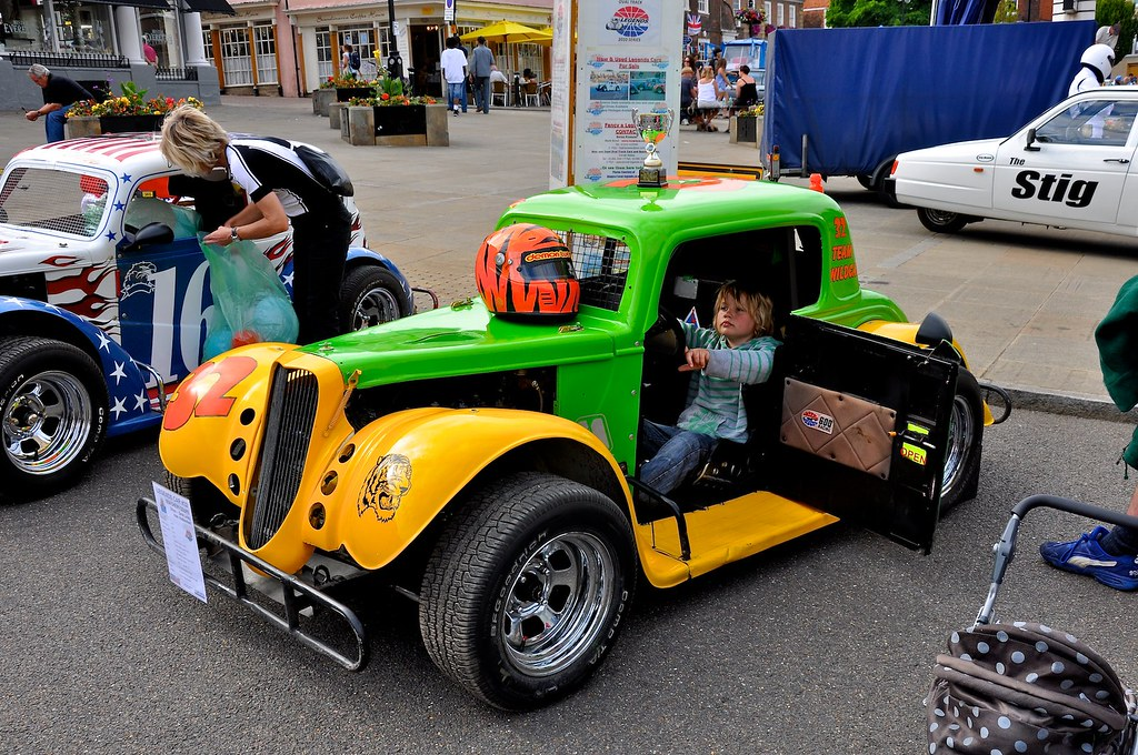 Legends Car Racing Uk