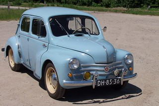 Renault 4CV | by Ronald Rugenbrink