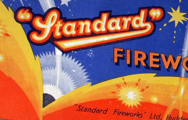 Epic Fireworks - Detail of Standard Fireworks Box | Flickr ...