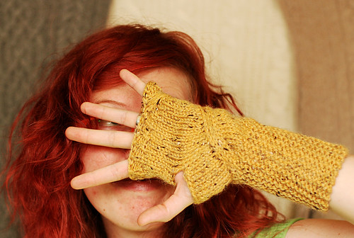 Swerve fingerless mitts! | by -leethal-