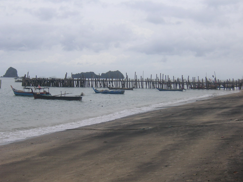 Call that a pier?