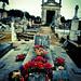 Arcachon cemetery, France, 2010