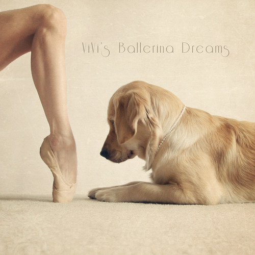 ViVi's Ballerina Dreams: Standing On Pointe | by VeryViVi