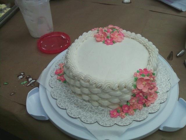 Royal Icing Cake Designs