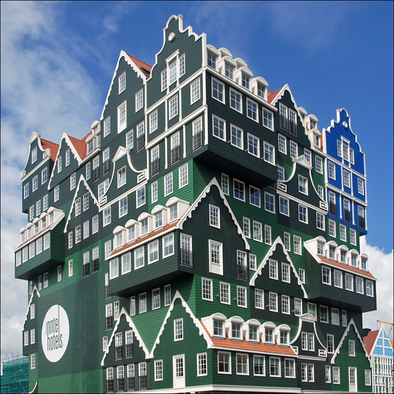 Inntel hotel zaandam golden tulip inntel hotel in for Design hotels amsterdam