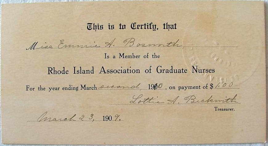 Rhode Island State Nurses Association