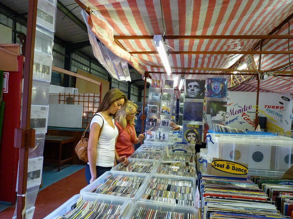 Hemswell Indoor Market Yes Vinyl Records Can Still Be