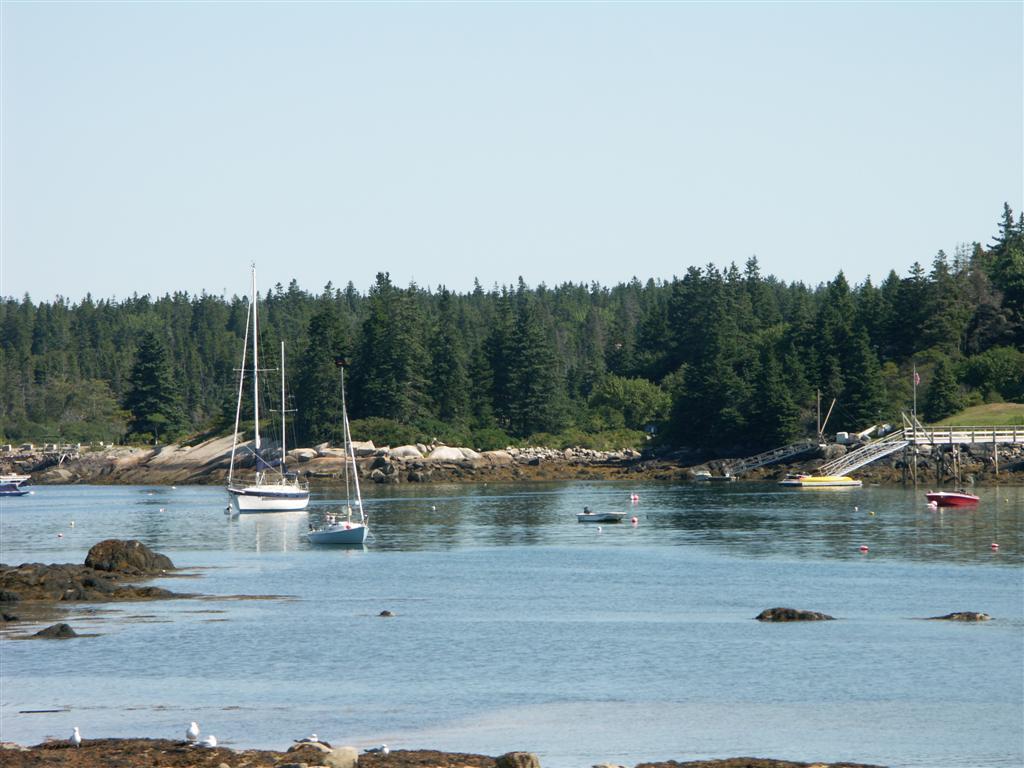 Vinalhaven Island Maine Ferry