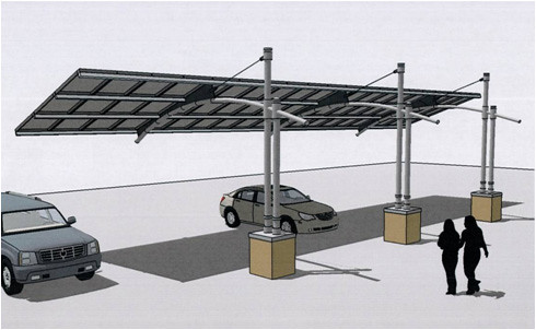 Covered Car Parking