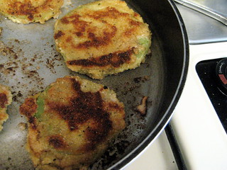 fried green tomatoes | by girlsgonechild
