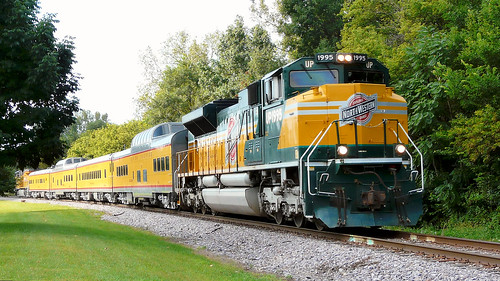 "UP 1995 ""Family Special"" by South Elgin, Illinois 